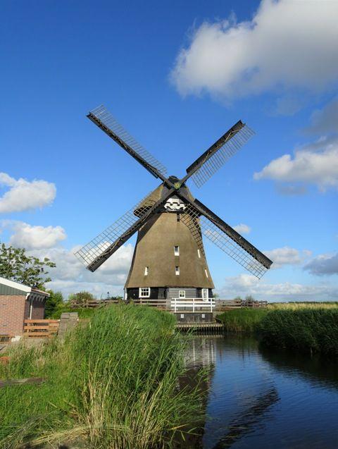 Twuyvermolen - Rondvaart Langedijk